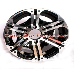Tire and wheels image