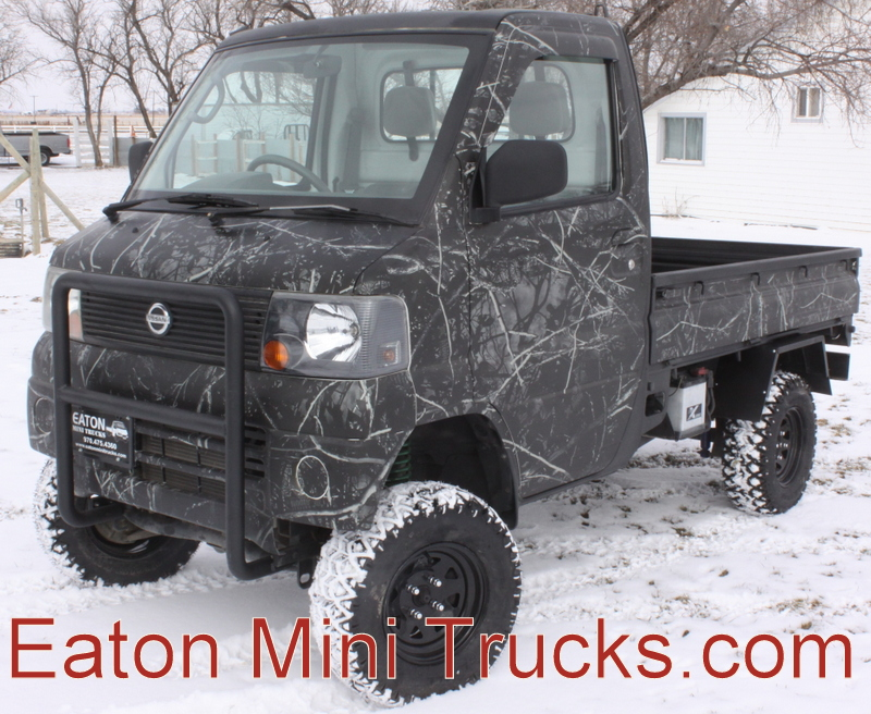 North Dakota Eaton Mini Trucks